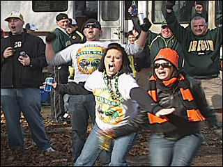 Oregon Civil War: Tales from the tailgate