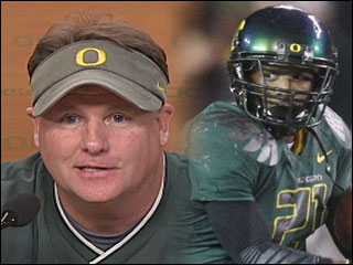 Coach Chip Kelly on LaMichael James arrest