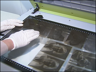 9,000 historic photos scanned, 11,000 to go
