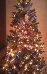 One Beautiful Christmas Tree!