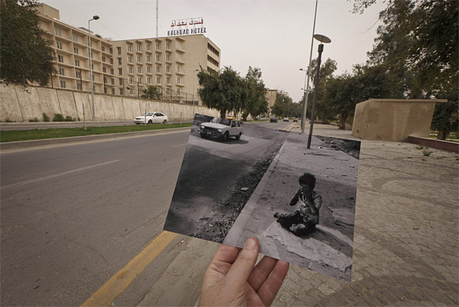 Photos: Iraq - 10 years later
