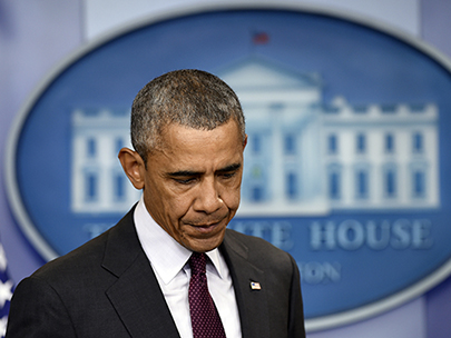 Obama: US becoming numb to mass shootings