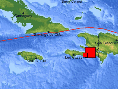 OSU professor forecasted the quake in Haiti