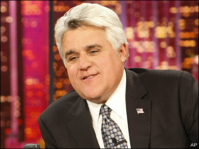 Jay Leno back as &#39;Tonight&#39; host