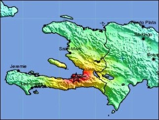 Oregon St. expert predicted Haiti quake a week ago