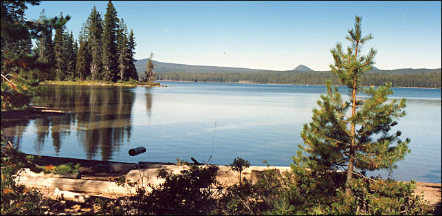 Waldo Lake
