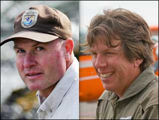 Plane crash: 'We lost two old-school biologists'