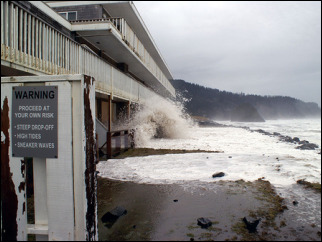 OSU to Oregon Coast: 'Plan for heavier wave impacts and erosion'