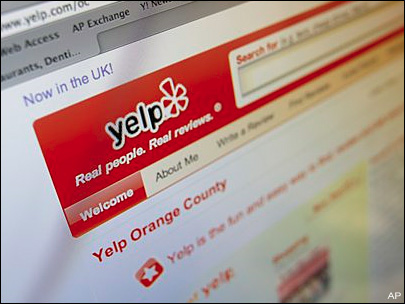 Judge tosses extortion lawsuit against Yelp