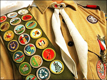 Siblings discover dad's Scout abuse, remember own