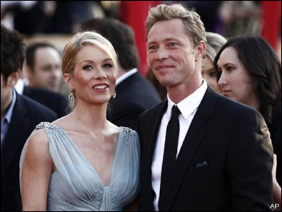 Publicist: Christina Applegate expecting 1st child