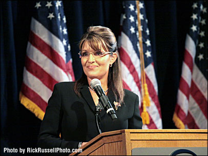 Palin: 'Only a limited government can provide the best path'