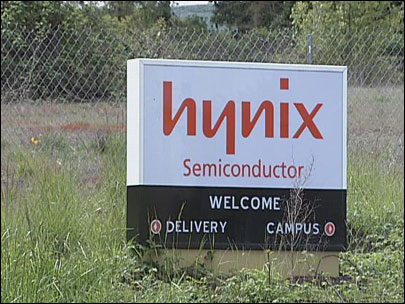 Report identifies interest in Hynix