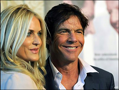 Dennis Quaid and his wife are back together, but the divorce is already final