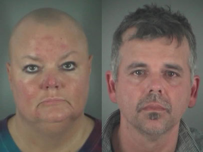 Couple charged with assaulting, mistreating adopted son
