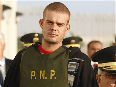 Police: Van der Sloot says he knows Holloway location