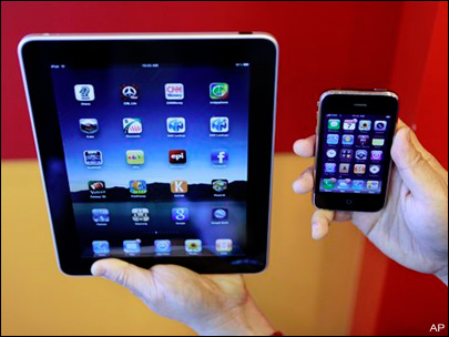 Researchers: iPhones, iPads tracking your every move