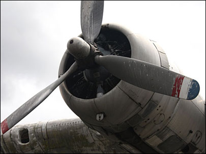 Lacey Lady B-17: 'It can't stay out there'