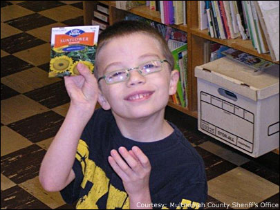 Kyron search scales back, cops look for video evidence