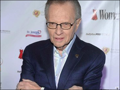 CNN's Larry King exits after 25 years