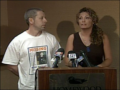Family: Terri Horman failed polygraphs