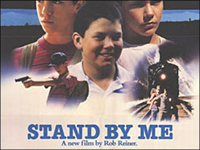 'Stand By Me' filmed in Oregon 25 years ago