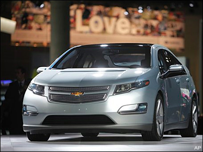 GM may have electric car breakthrough