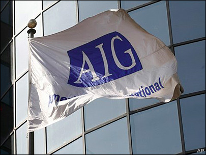 Judge dismisses $25B suit over AIG rescue