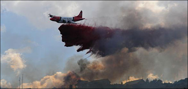 Forest Service seeks bids to modernize fleet of firefighting planes