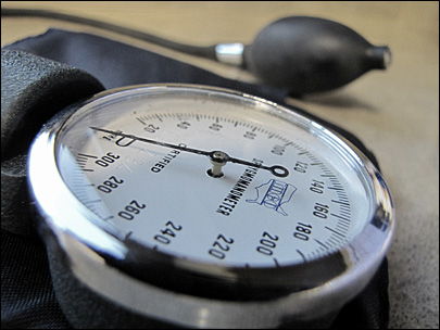Make sure your blood pressure readings are accurate