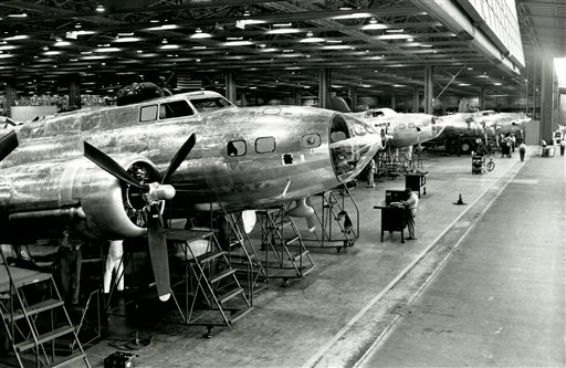 Boeing Plant 2
