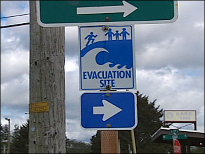Tsunami conundrum: How to escape Oregon town if bridge collapses