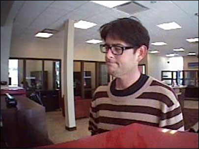 Reward for Oregon's 'Where's Waldo' bandit