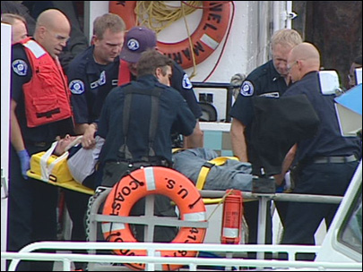 Water taxi rams Seattle pier, 7 injured