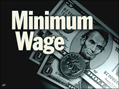 Minimum wage gap grows wider between states