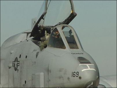A-10 Wart Hog: &#39;It&#39;s not glamorous to fly, it&#39;s just lethal&#39;