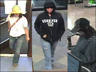 'Strolling Hat' bandit wanted for Eugene bank robberies