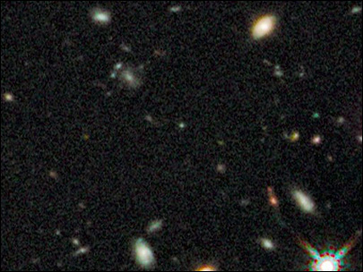 Astronomers say they&#39;ve found oldest galaxy so far