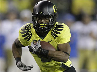 Oregon Juggernaut: 'You can't stay that pace for four quarters'