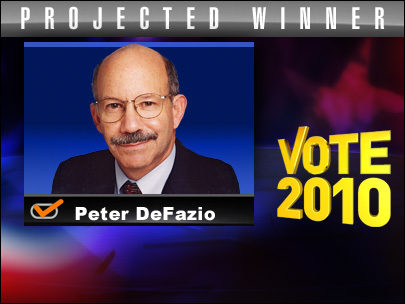 DeFazio wins re-election
