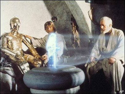 See me, Obi-Wan Kenobi: Scientists seek 3-D video