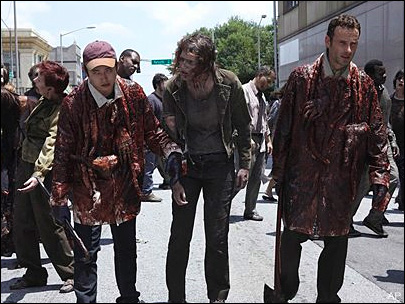 'Walking Dead' already given life for season 2