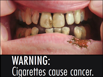 Court denies rehearing on cigarette warnings