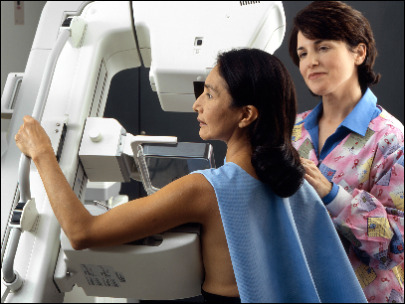 Radiation may up breast cancer risk in some women