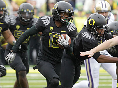 Woman confirms she gave rented car to UO football star