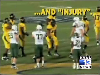 Duck fans irate over perceived fake injuries