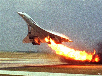 Continental Airlines convicted in deadly Concorde crash