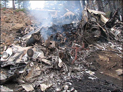 Feds: Oregon firm to blame in fatal helicopter crash