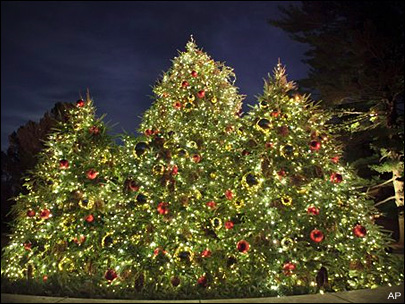 Are artificial Christmas trees more eco friendly?