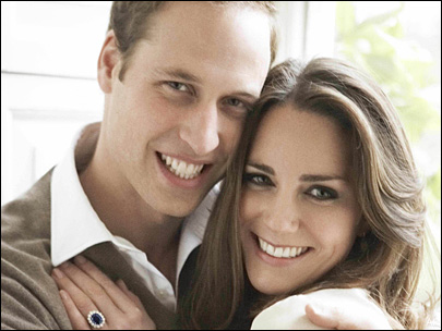 William, Kate now Duke, Duchess of Cambridge